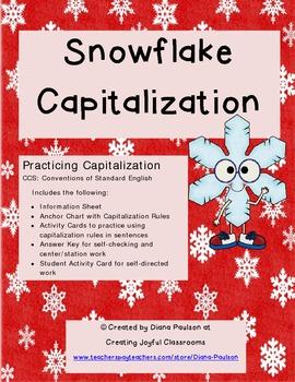 Snowflake Capitalization