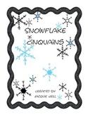 Snowflake Cinquains