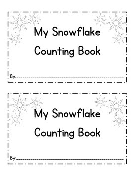 Snowflake Counting Emergent Reader