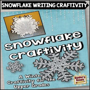 Snowflake Craftivity