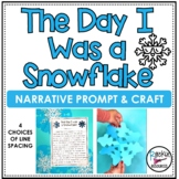 Snowflake Narrative Writing