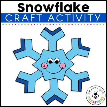 Snowflake Cut and Paste