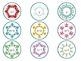 Snowflake Diagraphs Matching Game