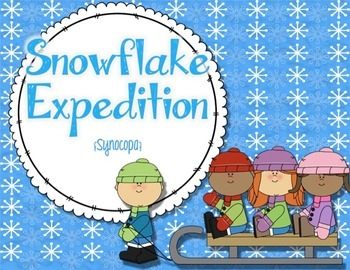 Snowflake Expedition {Syncopa}