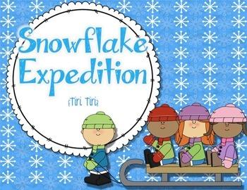 Snowflake Expedition {Tiri Tiri}