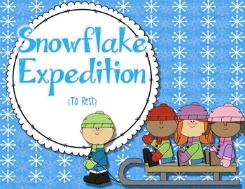 Snowflake Expedition {Ta Rest}