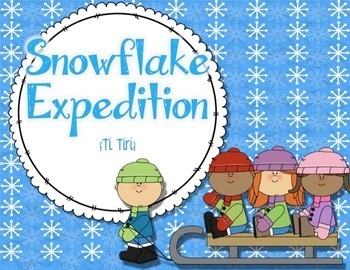 Snowflake Expedition {Ti Tiri}
