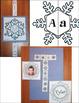 Snowflake Fun! Alphabet Craftivities, Games & Worksheets