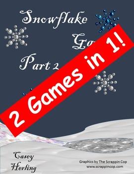Snowflake Games Part 2