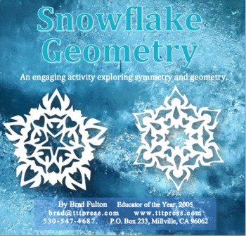 Snowflake Geometry–A Holiday Art and Math Activity