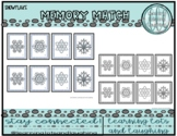 Snowflake Matching Game!