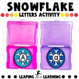 Snowflake Matching Game (free)