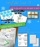 Snowflake Math - 1st- Winter Math Centers and Activities {Common Core aligned}