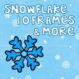 Snowflake Math Activities