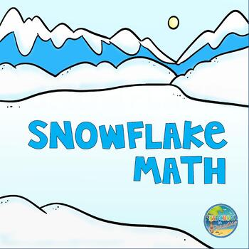 Snowflake Math Activities