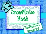 Snowflake Math - Literacy and Technology Integration - CCS