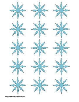 Snowflake Measuring