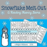 Snowflake Melt Out: A Reading Fluency Game