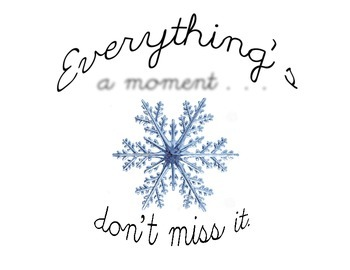 Snowflake Moment
