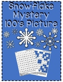 Snowflake Mystery 100's Chart