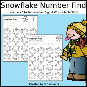Snowflake Number Find