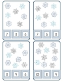 Snowflake Count & Clip
