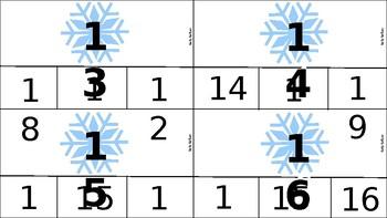 Snowflake Number Matching