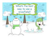 Snowflake Opinion Writing