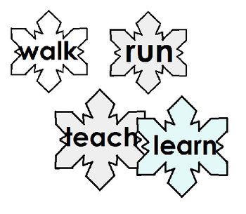 Snowflake Opposite Matching for Preschool