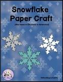 Snowflake Paper Craft