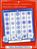 Snowflake Pattern activity