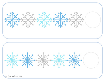 Snowflake Patterning for Winter