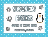 Snowflake Prefix Activity