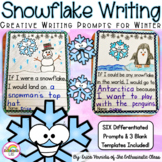 Snowflake Writing Prompts: Creative Writing Activities for Winter