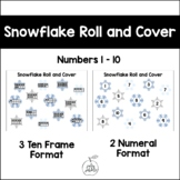 Snowflake Roll & Cover (#1-10)