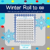 Snowflake Roll to 100
