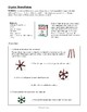 Christmas Winter Science with Borax Crystal Snowflakes