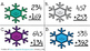 Snowflake Scoot - 3-digit Addition with Regrouping