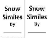 Snowflake Similes