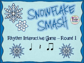 Snowflake Smash - Round 1 (Ta/Rest and Ti-Ti)