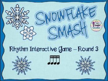 Snowflake Smash - Round 3 (Tika-Tika)