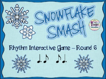 Snowflake Smash - Round 6 (Tam-Ti and Ti-Tam)