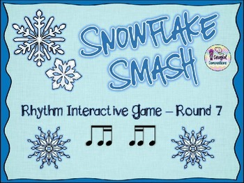 Snowflake Smash - Round 7 (Ti-Tika and Tika-Ti)