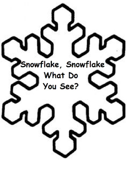 Snowflake, Snowflake What Do You See (Winter, Autism, Speech)