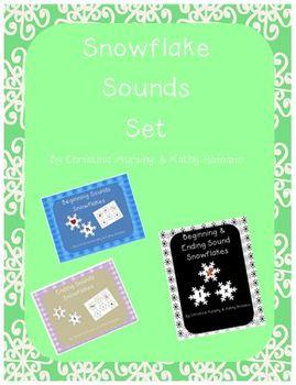 Snowflake Sounds Sets