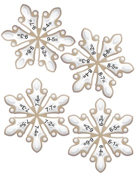 Snowflake Subtraction