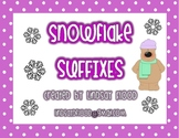 Snowflake Suffix Activity