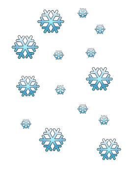 Snowflake Swirls