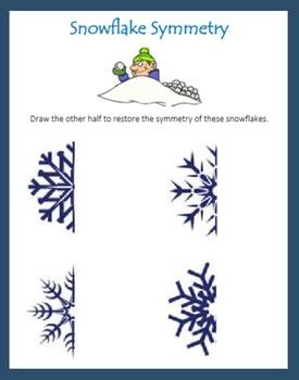 Snowflake Symmetry