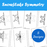 Snowflake Symmetry | Distance Learning